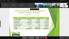 PH Among Top 3 Largest Coconut Exporters to China