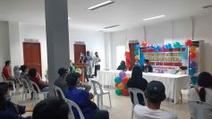 PCA XI distributes incentives to coco farmers in Davao Oriental