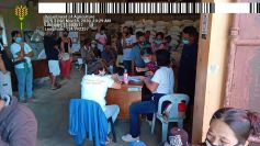PCA Samar distributes ₱1M worth of incentives under the Yolanda Recovery and Rehabilitation Program (YRRP)