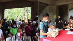 More CFSMFF distribution for coconut farmers in CARAGA region